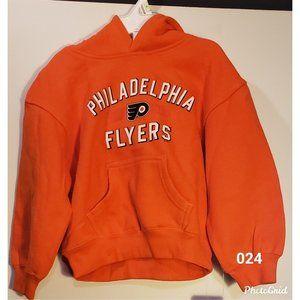 PHILADELPHIA FLYERS NHL HOODED SWEATSHIRT